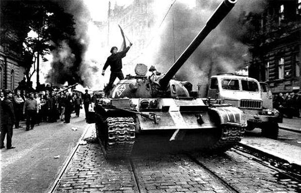 Чехословакия. Пражская весна